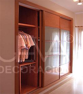 Interiores armario y vestidores en m laga interiores - Armarios en malaga ...