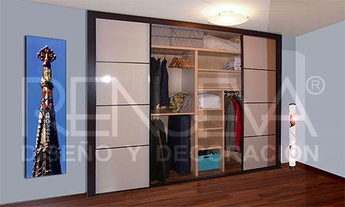Interiores armario y vestidores en m laga interiores - Armarios empotrados malaga ...