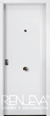 Puertas de entrada metalicas modernas puertas de exterior for Puertas de entrada modernas precios