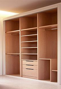 interiores de armario y vestidores en sevilla armarios empotrados a medida en sevilla