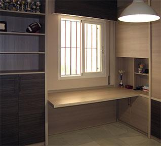 Puertas uniarte en sevilla puertas de armarios en sevilla for Muebles a medida sevilla