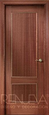 Puertas cl sicas de madera en oferta puertas de interior for Puertas economicas