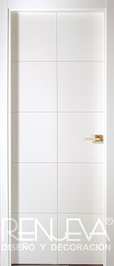 Puertas lacadas en blanco modernas precios puertas for Puertas lacadas blancas baratas