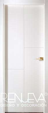 Puertas lacadas en blanco modernas precios puertas - Puertas lacadas blancas precios ...